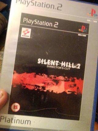 silent Hill y final fantasy