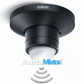 Detector De Movimiento Infrarrojo Is 360 D Trio Ne