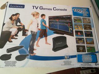 tv consola