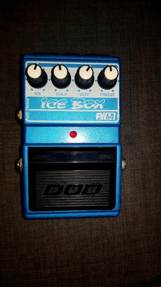 Chorus Stereo DOD Fx64 Ice Box