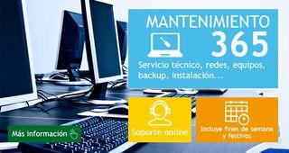 Servicio Informático y Reparación de Móvil
