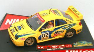Subaru Impreza WRC Ninco Edición Especial RACC 02