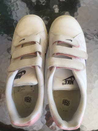 Zapatillas Nike mujer.