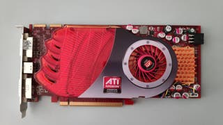 ATi HD Radeon 4850, Tarjeta Gráfica