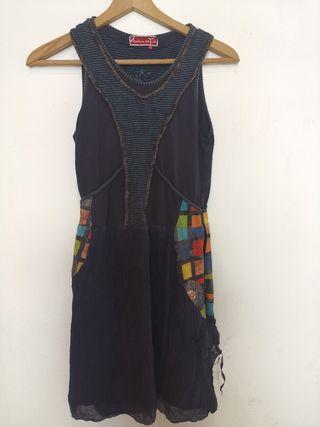 vestido Aventures des toiles talla 40