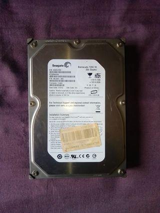 disco duro barracuda Seagate ide 250gb