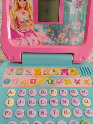 Mini ordenador Barbie