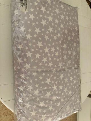 Saco de cuna gris Cambrass 60x120