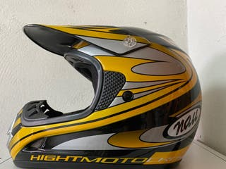 Casco moto cross S/M