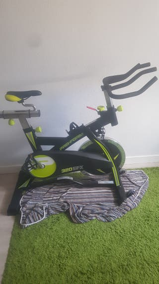 Bicicleta estatica spinning pro form