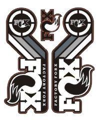 Kit pegatinas Fox Factory Forx