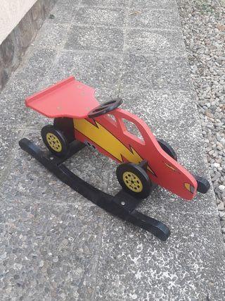 Balancin coche para bebes