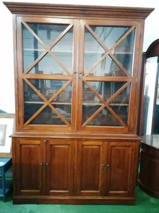 mueble alacena rustica