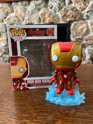 Funko Pop Iron Man Mark 43 Avengers