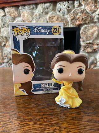 Funko Pop Bella Disney
