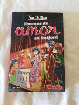 Te Stilton - Escenas de amor en Ratford