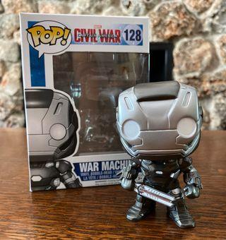 Funko Pop Máquina de Guerra Vengadores