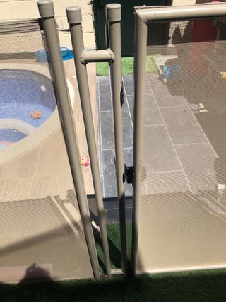 Valla piscina niños