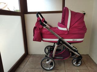 Carro bebé Duo Bebecar