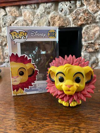 Funko Pop Simba Disney