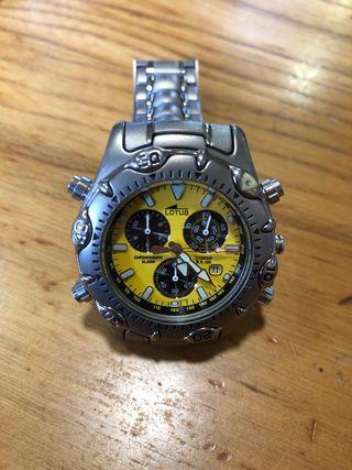 Reloj lotus titanium 9704