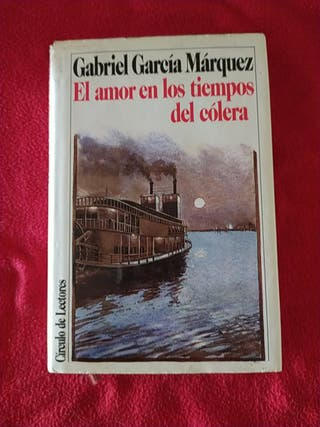 El Amor en los tiempos de Cólera. García Márquez