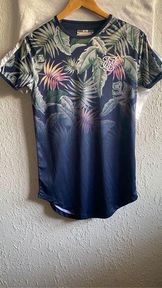 Camisetas SikSilk VERDADERAS talla XS