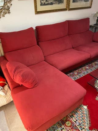 URGE sofa xxl chaise longe y respaldo abatible.