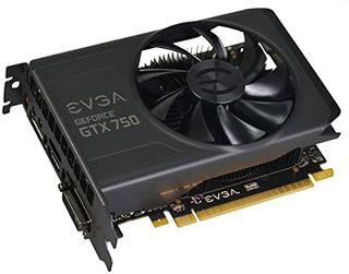 Tarjeta Gráfica Nvidia GTX750