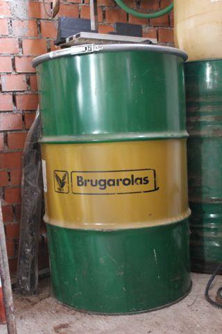 Grasa compleja de litio azul Brugarolas
