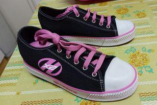 Zapatillas Heelys (2 Ruedas)