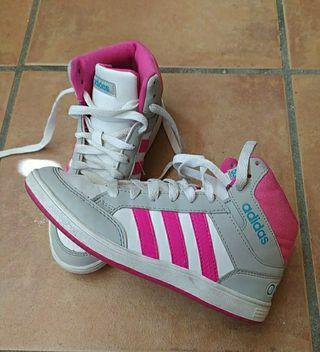 Zapatilla/bota niña