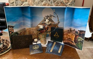 Assassins Creed Origins Dawn of the Creed