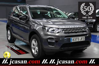 Land Rover Discovery Sport 2015 7 plazas