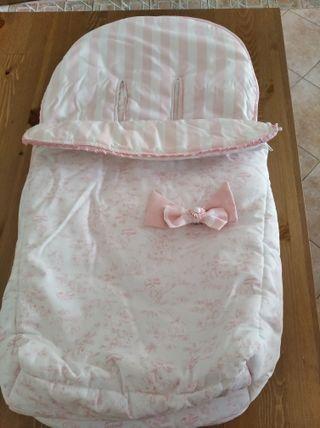 Sacos para silla de bebé ( 2 uds )