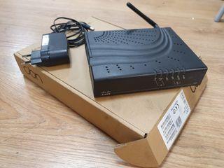 Router Wifi Cisco EPR2320R2 Scientific Atlanta ONO