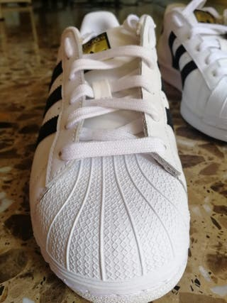 Zapatillas Adidas Superstar talla 37