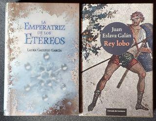 La Emperatriz de los etéreos + Rey Lobo