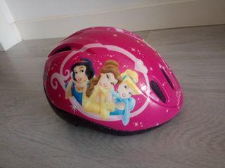 casco de niña