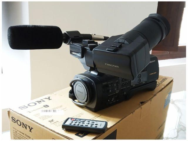 Vídeocámara profesional Sony Nex EA50
