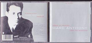 MARC ANTHONY DESDE EL PRINCIPIO CD
