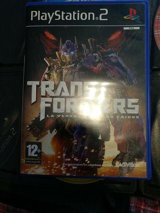 Transformers play 2