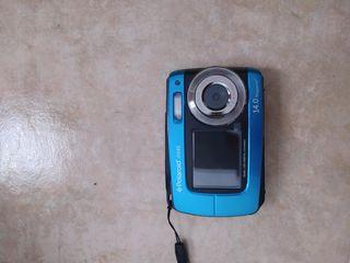 cámara acuática Polaroid iF045