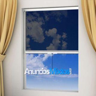 Mosquitera corredera para ventana blanca 140x170 c