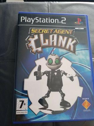 Secret Agent Clank Play 2