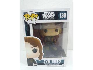 Funko star Wars jyn Erso 138