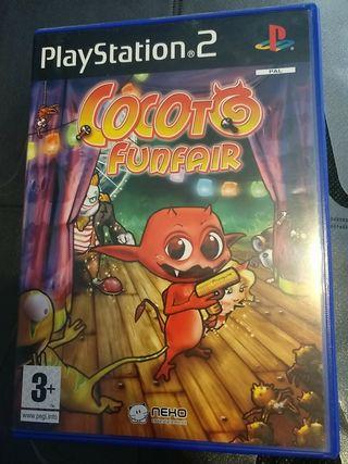 Cocoto fundador play station 2