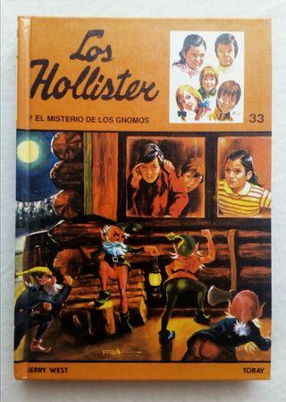 Libro: Los Hollister y El Misterio de los Gnomos.