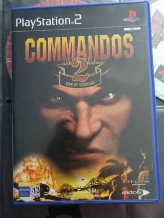Commandos 2 Play 2
