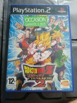 Dragon Ball Z Budokai Tenkaichi 2 Play 2